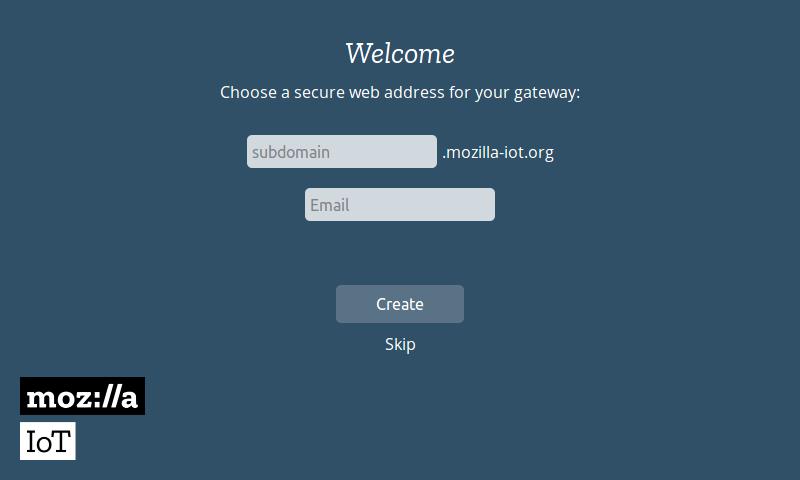 Mozilla разработала открытый шлюз для Интернета вещей