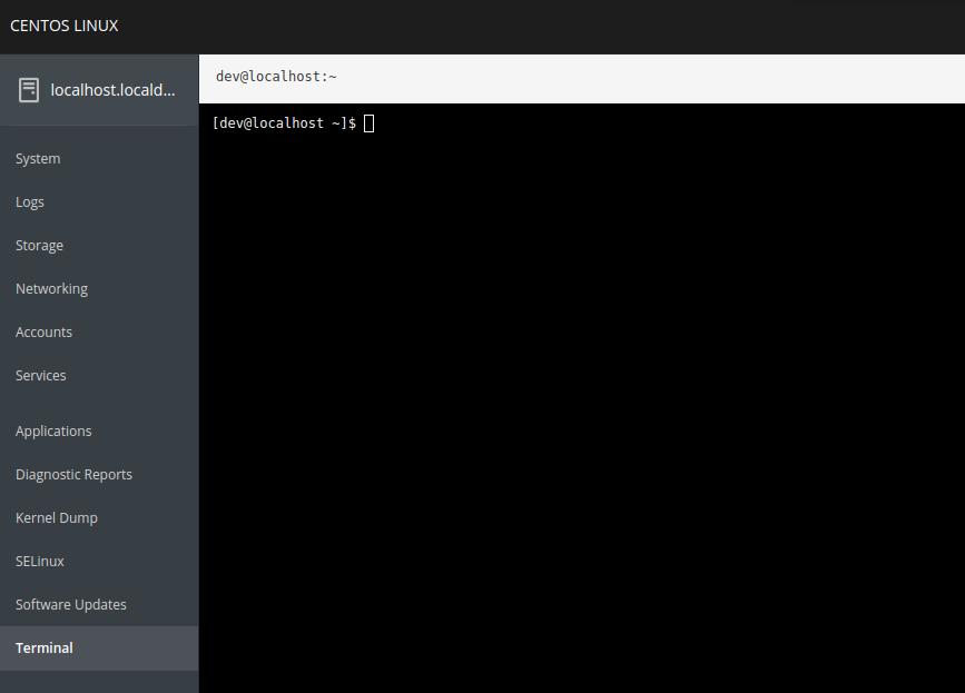 Cockpit – упрощение типичных административных задач в ОС Linux через удобный веб-интерфейс