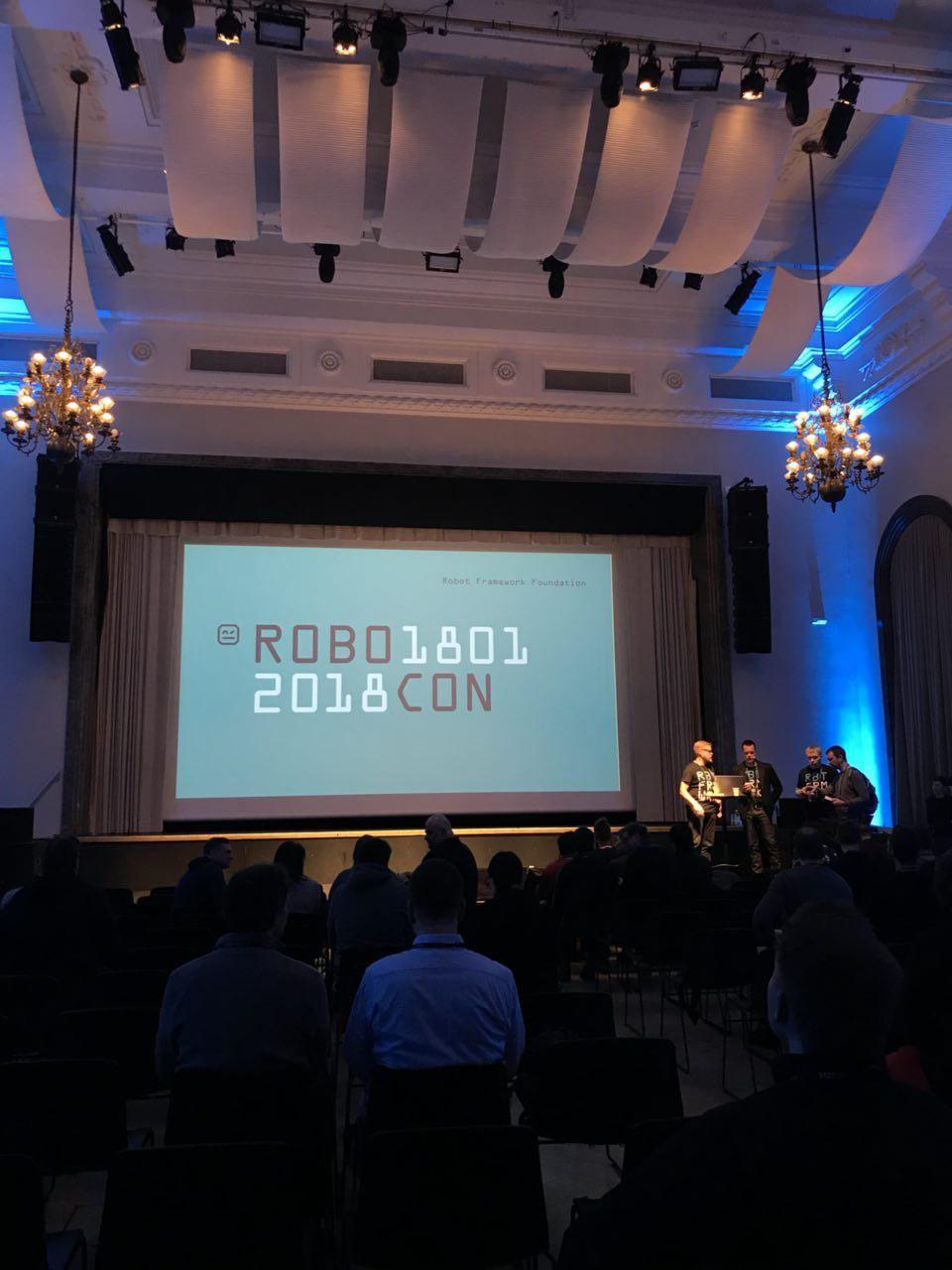 RoboCon 2018