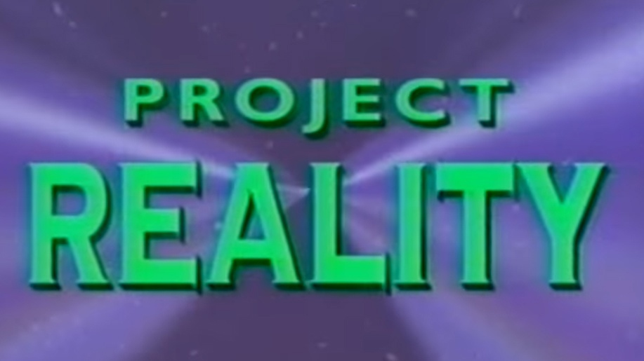 На волне популярности темы виртуальной реальности название Project reality было вполне уместным
