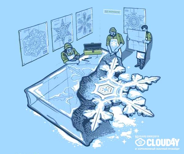 Великая теория снежинок