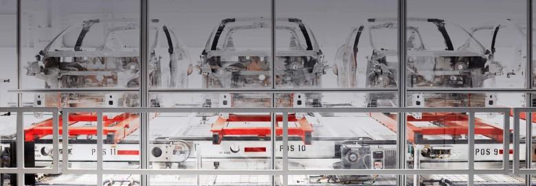 Инженер Tesla: 40% деталей на конвейере Model3 требуют переделки
