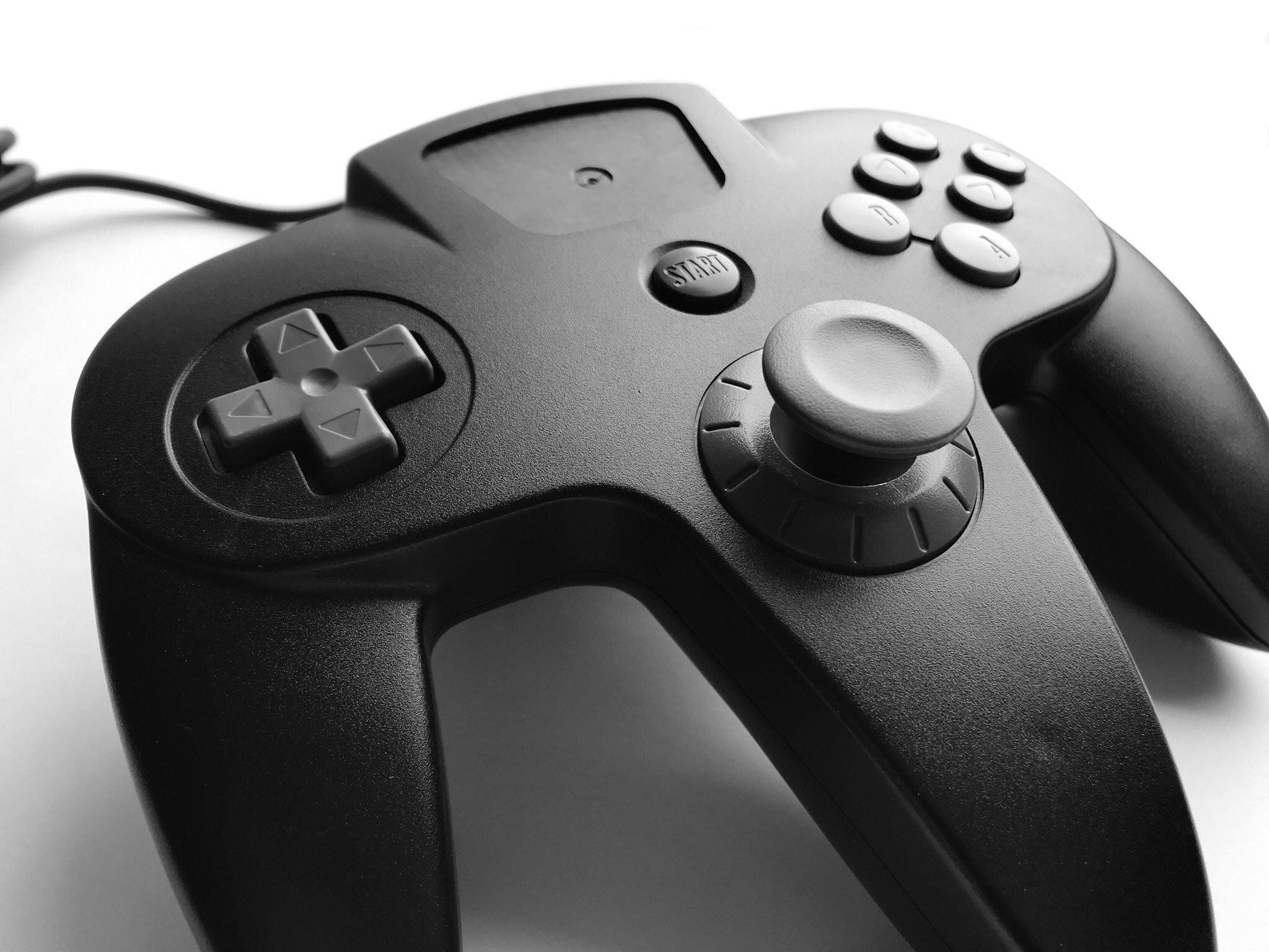 Чем же играть на Nintendo 64?