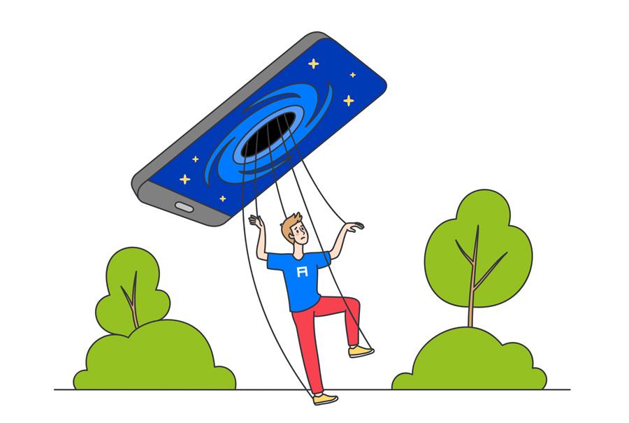[Перевод] Радикальные советы о том, как меньше зависать в телефоне
