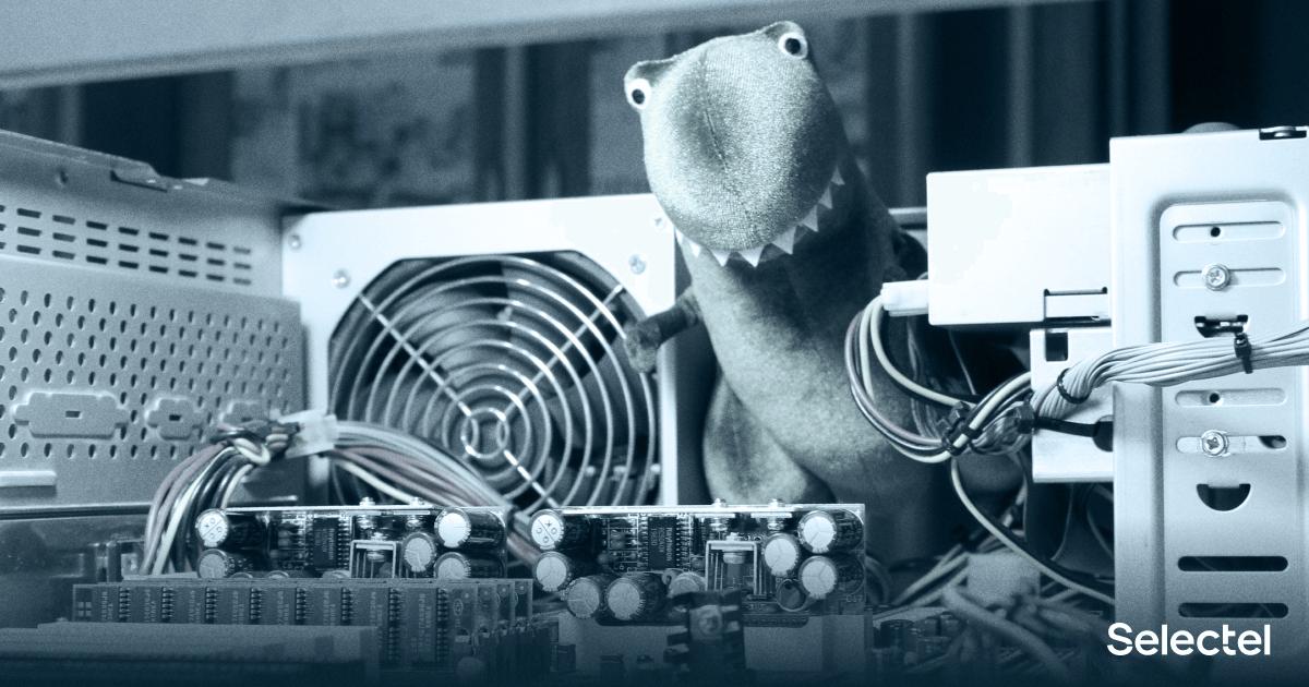 Dreamstation: собираем ретрокомпьютер мечты на платформе Socket 8