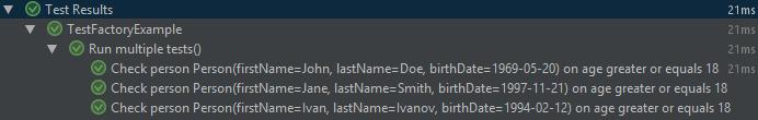 Тестирование с помощью JUnit 5 на Kotlin