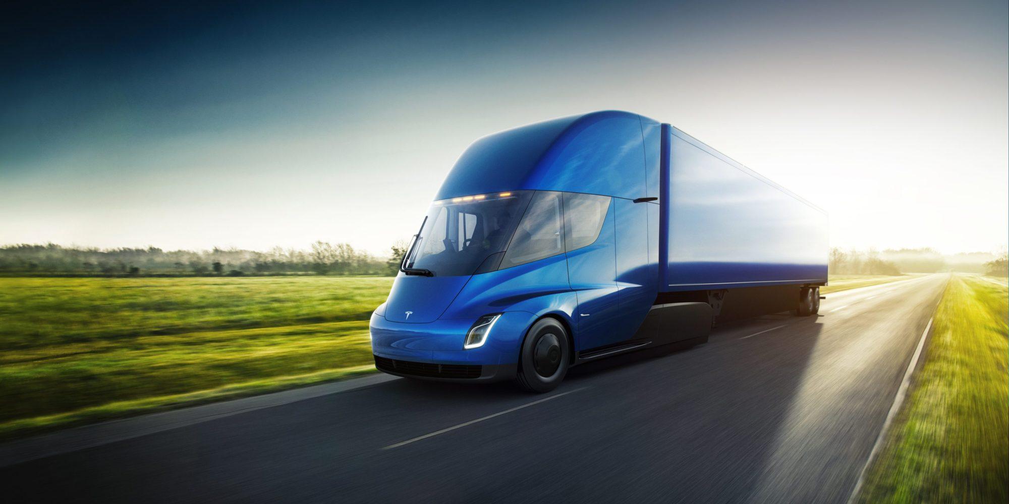 $59,000 на покупку электро-грузовика