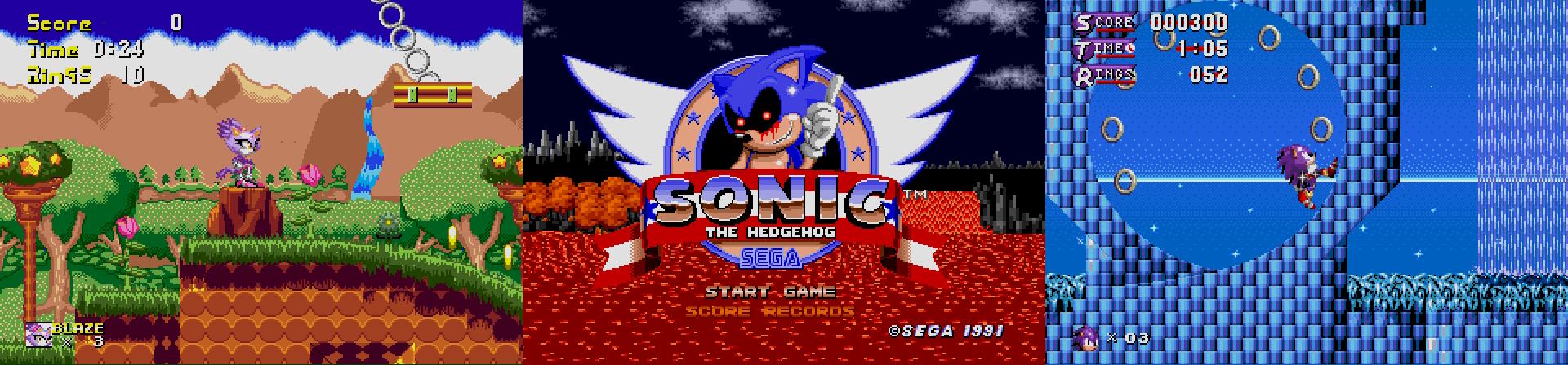 Sonic hacks