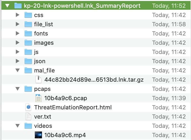 Взаимодействие с Check Point SandBlast через API
