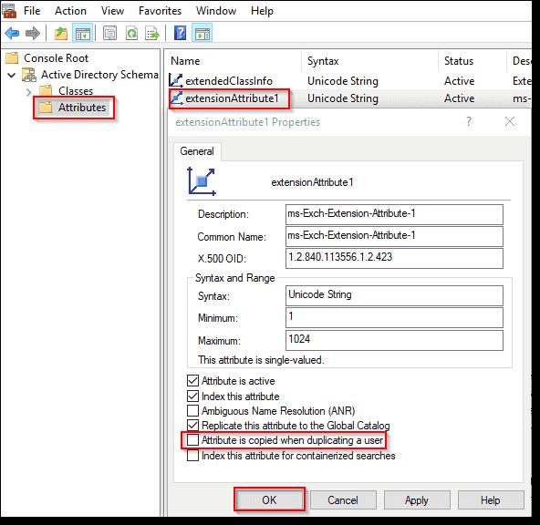 Управляем копированием атрибутов Active Directory при дублировании пользовательских аккаунтов