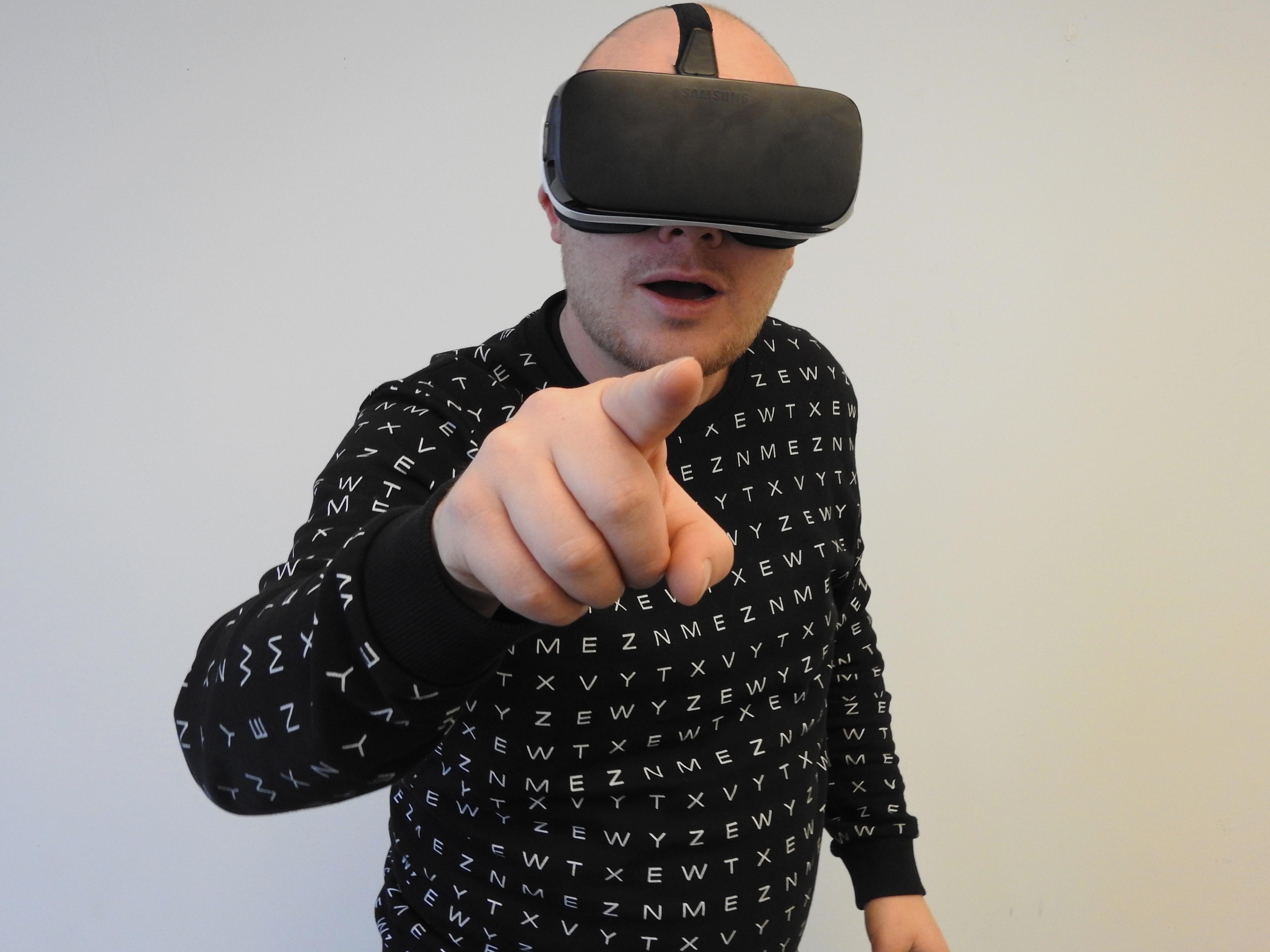 WebRTC стриминг в виртуальной реальности и вокруг нее