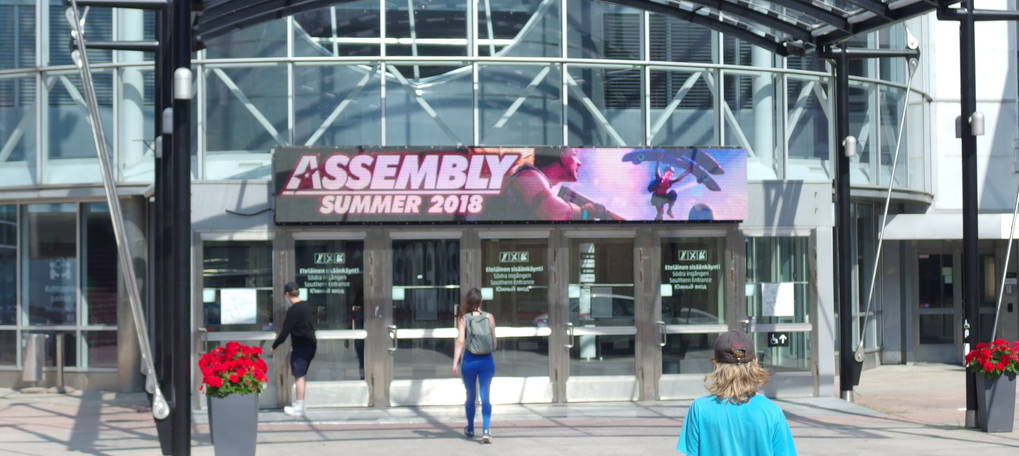 Demopati in Helsinki «Assembly 2018», photo report, the second day