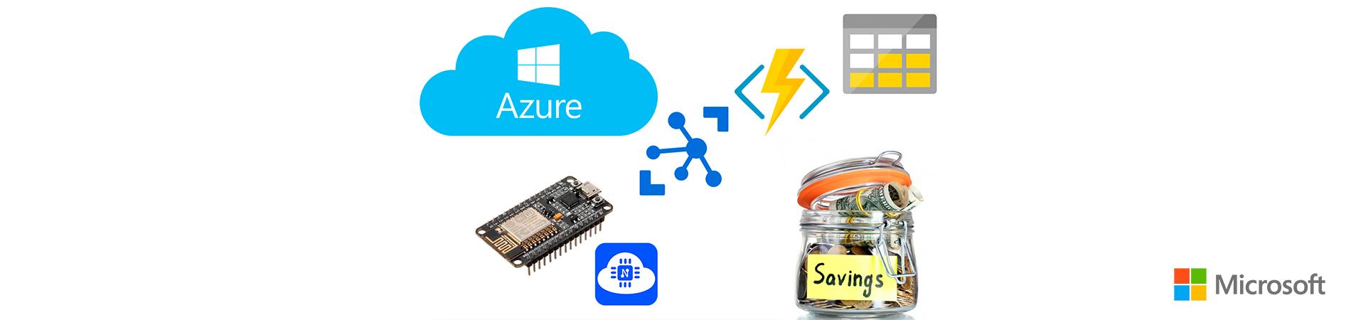 Прыжок в облако. Строим бюджетное решение для интернета вещей на NodeMCU + Azure IoT Hub