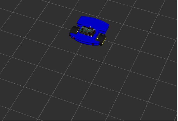 Робот-тележка на ROS. Часть 4. Создаем симуляцию робота в rviz и gazebo