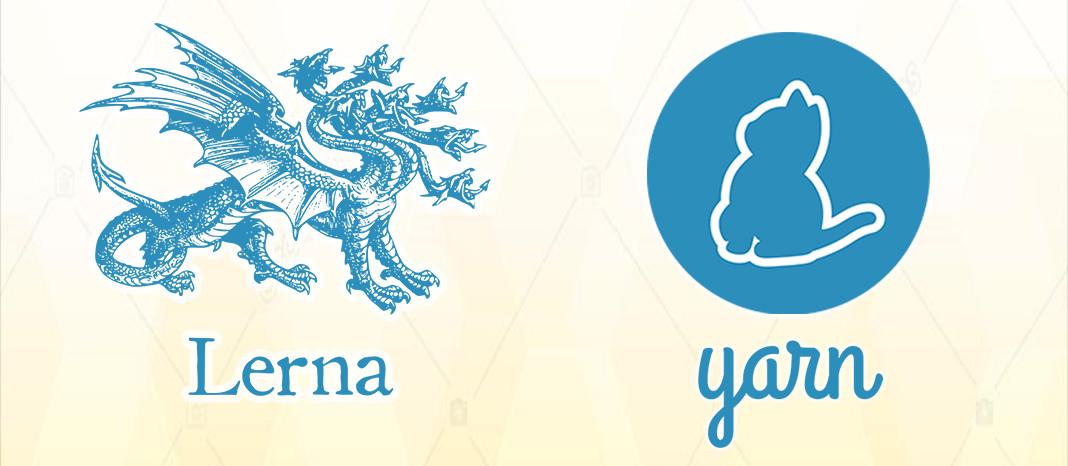 [Из песочницы] Создаем монорепозиторий с помощью lerna & yarn workspaces