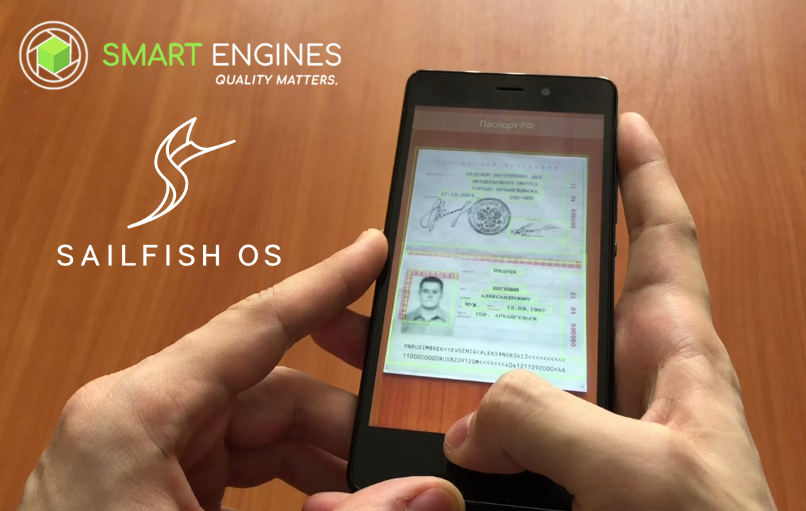 As we at Smart Engines taught Sailfish OS
