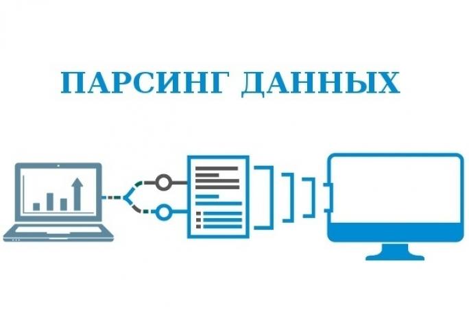 Прокси для парсинга данных