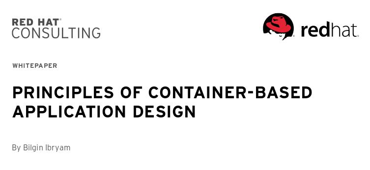 7 принципов проектирования приложений, основанных на контейнерах