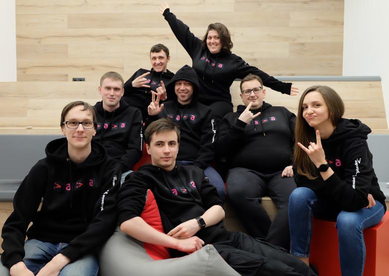 Команды Аэроклуб ИТ на Moscow travel hack