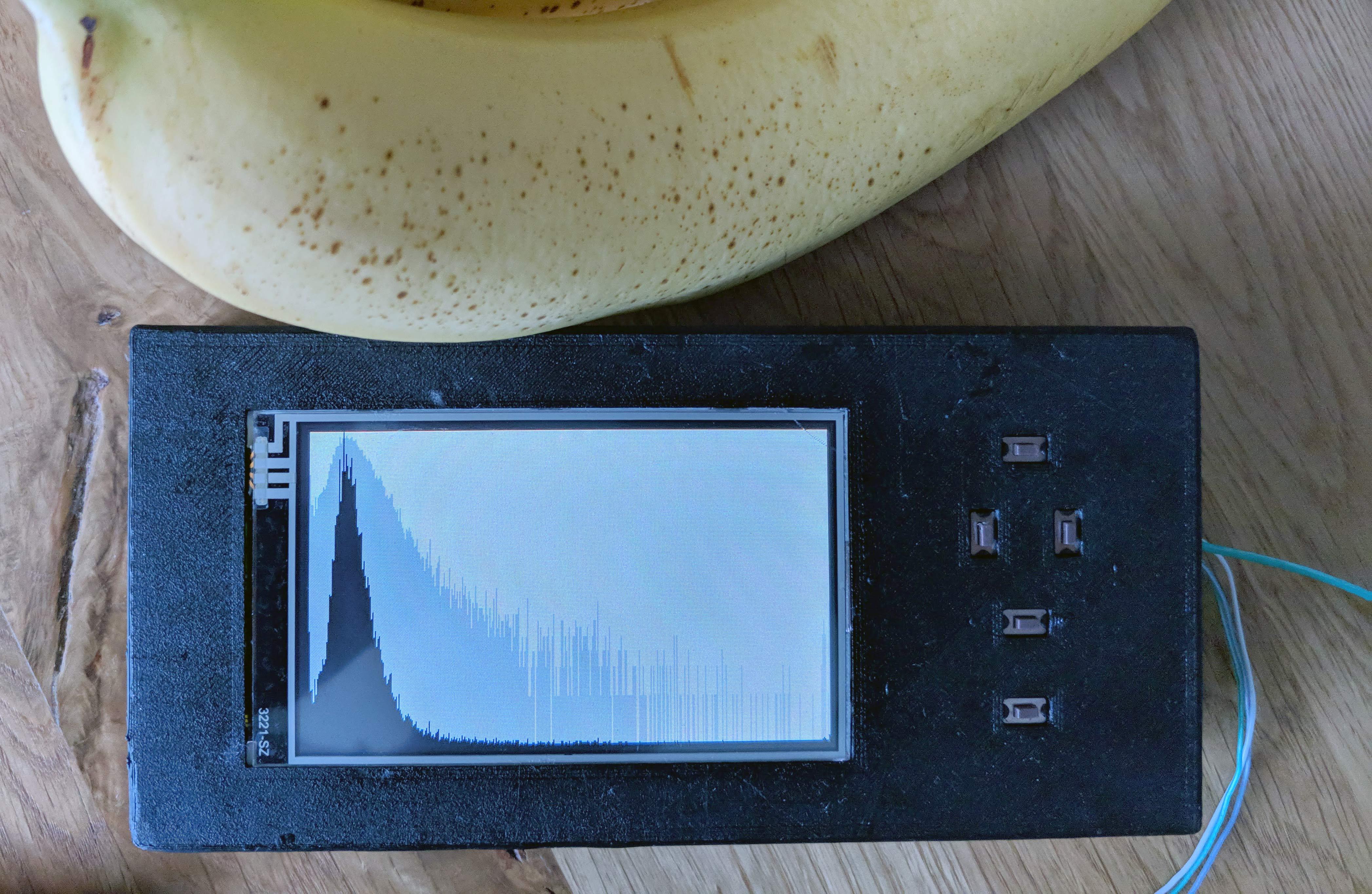 Делаем сами сцинтилляционный спектрометр из… радиометра