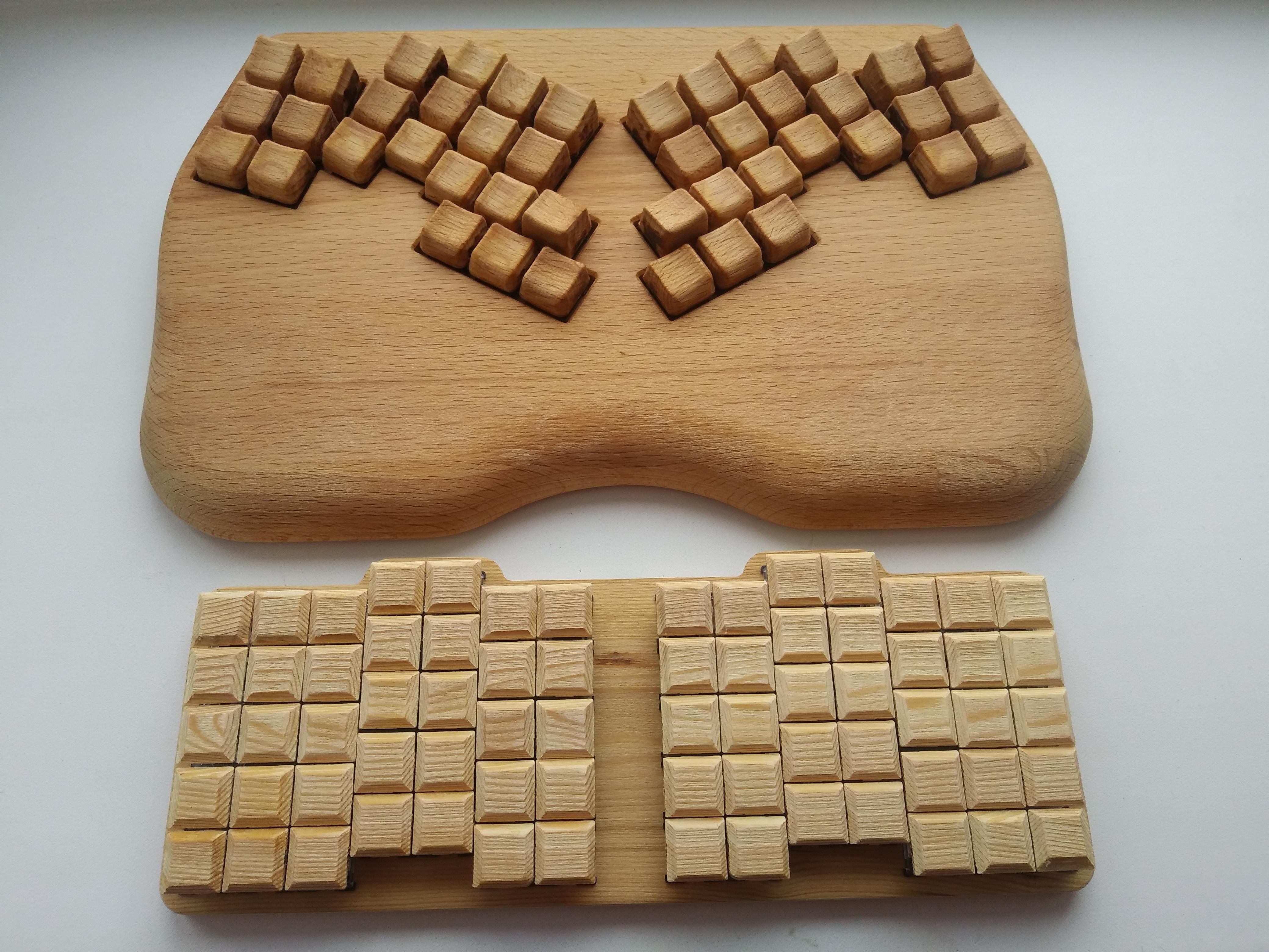 На пути к идеальной клавиатуре
