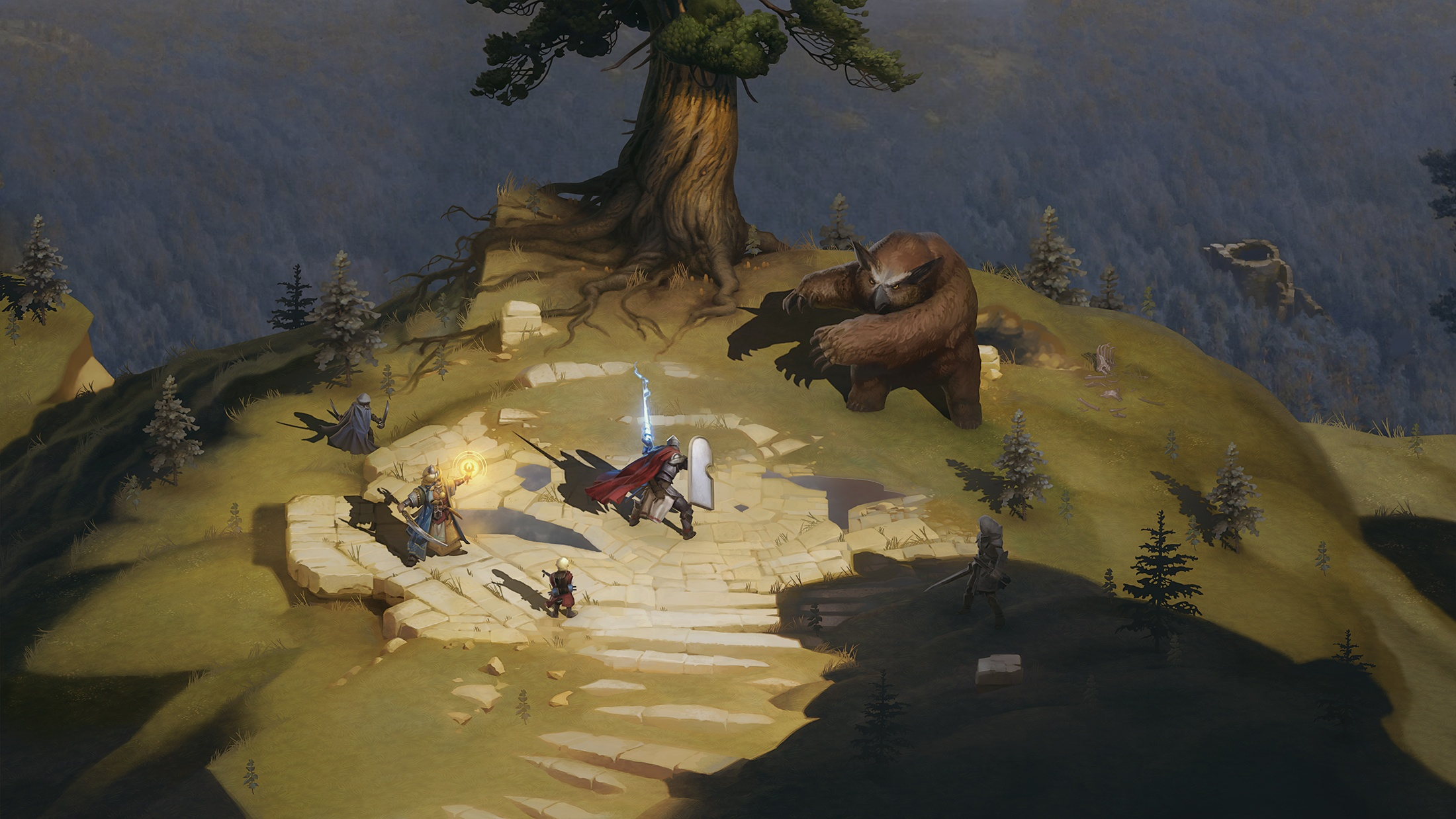 Designing Sound for Pathfinder: Kingmaker / Mail ru Group
