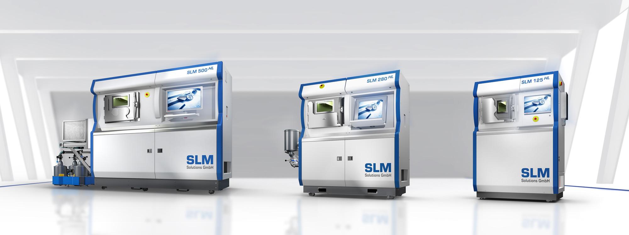SLM Solutions (Германия) – один из ведущих мировых производителей  промышленных 3D-принтеров 20c1cee797398