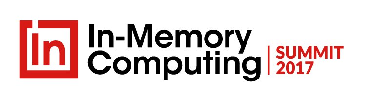 In-Memory Computing Summit 2017 San Francisco