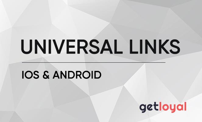 Обзор работы с Universal Links: плюсы и минусы / Блог компании Mobio