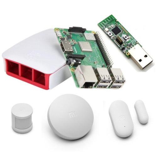 Добавляем ZigBee устройства в Homebridge используя CC2531