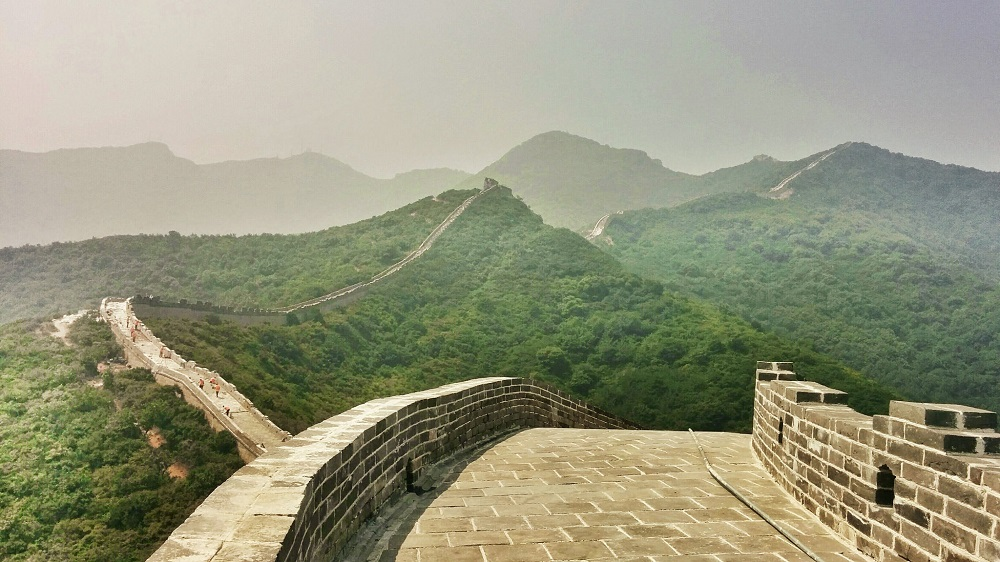 A brief history of information security in China: how to build the Great Chinese firewall