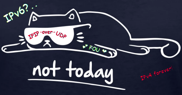 IPv6? Not today