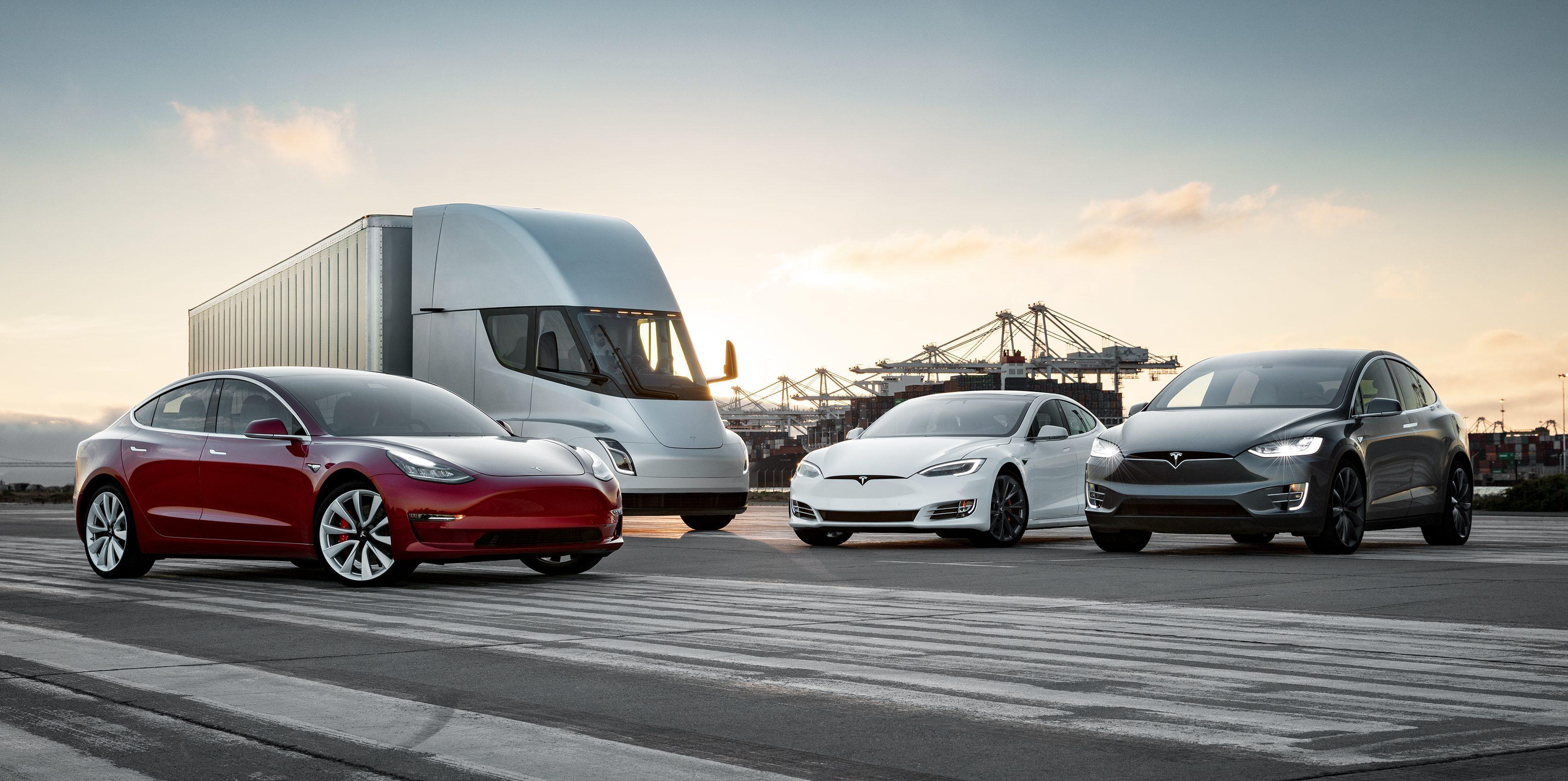 [Перевод] Чего ожидать от компании Tesla в 2019-м году: Model Y, обновление Model S/X и многое другое
