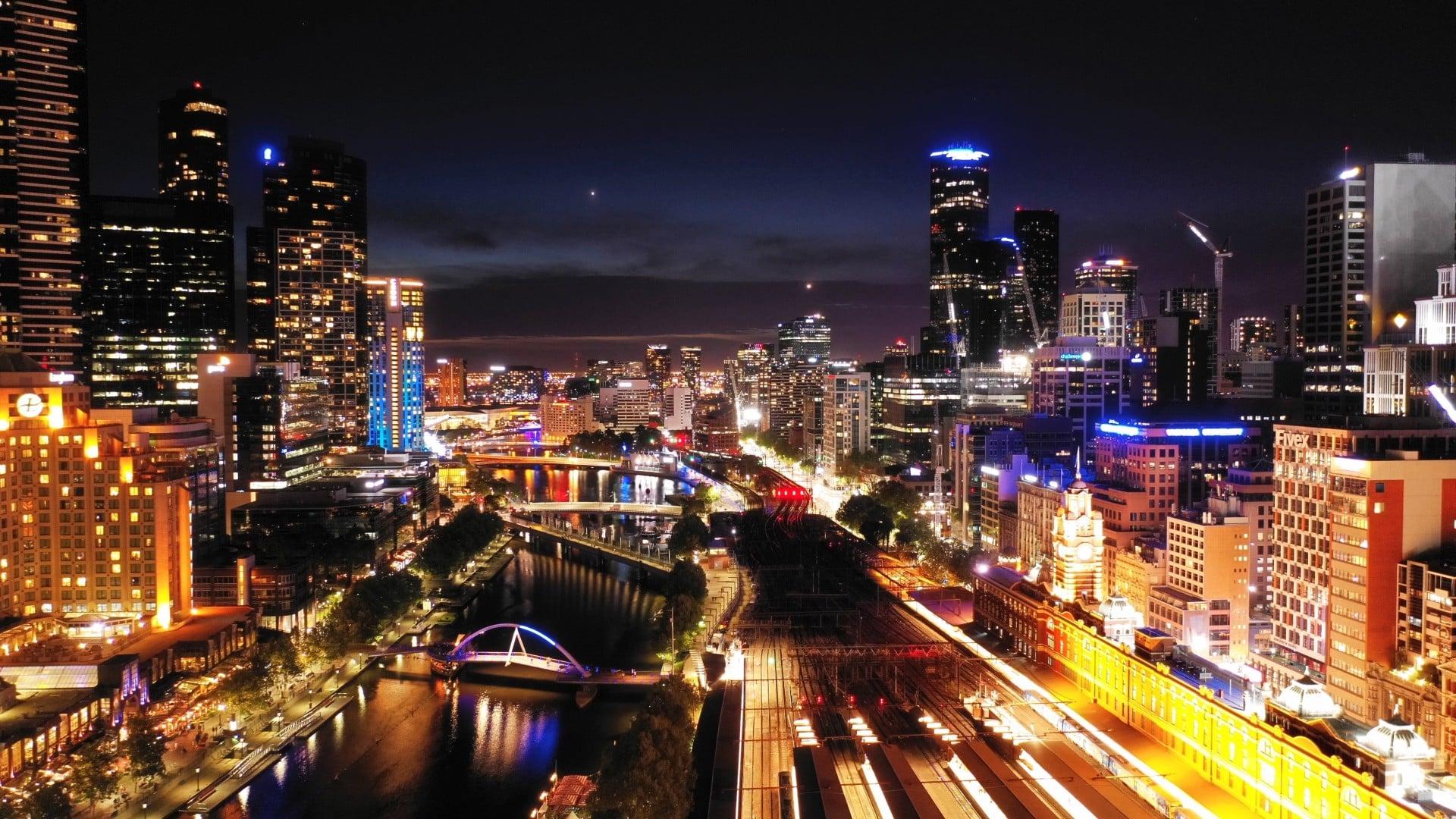 завоевание ночной мельбурн в картинках место