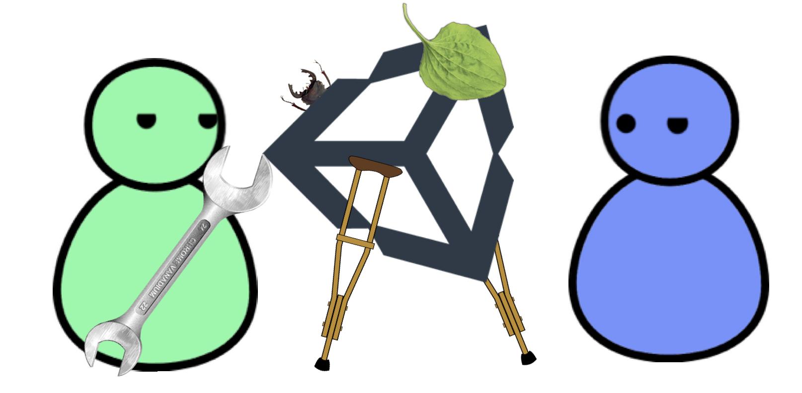Ошибки новичка Unity, испытанные на собственной шкуре
