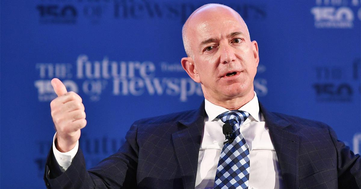 Как Безос опять берёт управление Amazon в свои руки