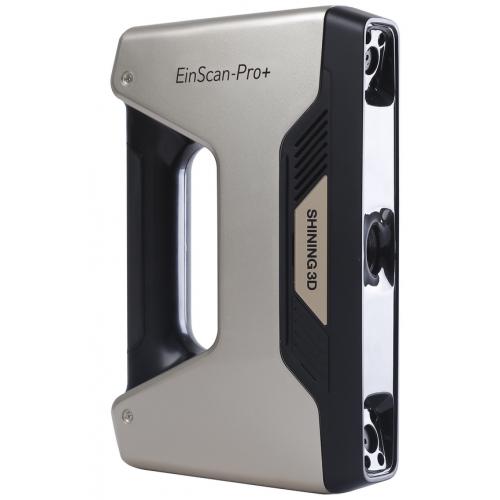 [recovery mode] Сканеры Einscan стали еще популярней