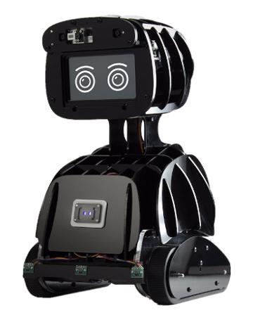 Робот Misty от компании Misty Robotics представленный на CES