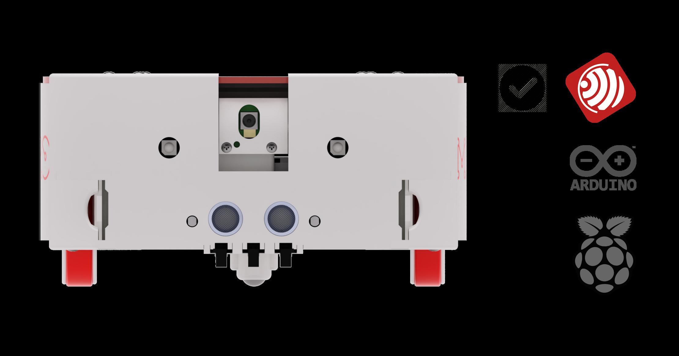 MIRO — открытая платформа indoor-робота. Часть 3 — Программная составляющая: ESP8266