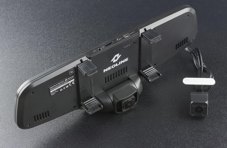 Видеорегистратор-ниндзя: обзор Neoline G-Tech X27 Dual