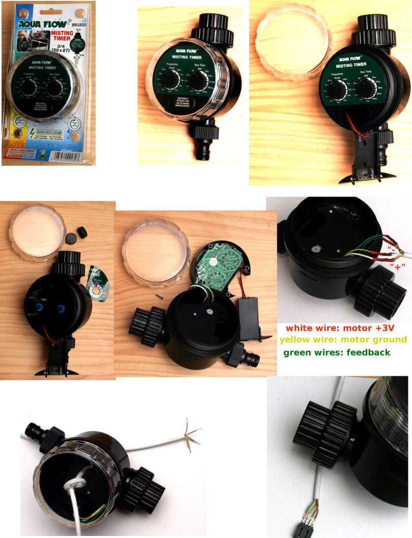 100500-ая автоматика полива для растений