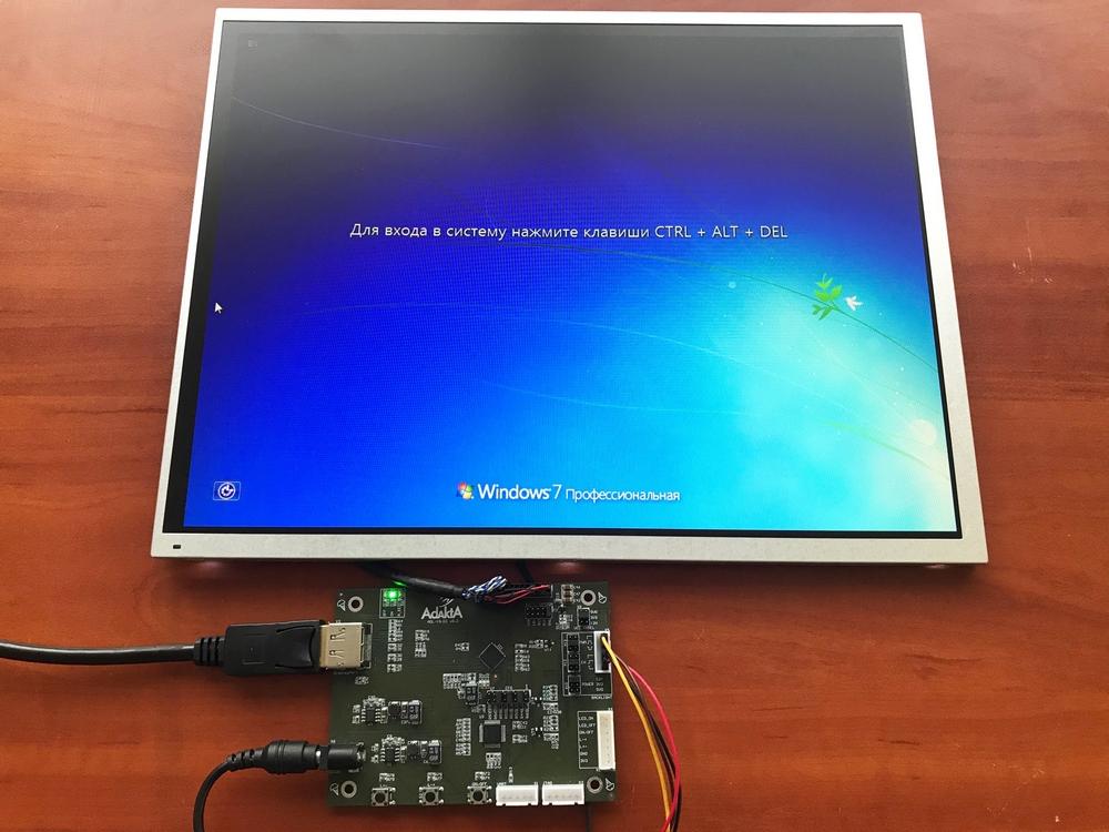 DisplayPort-LVDS