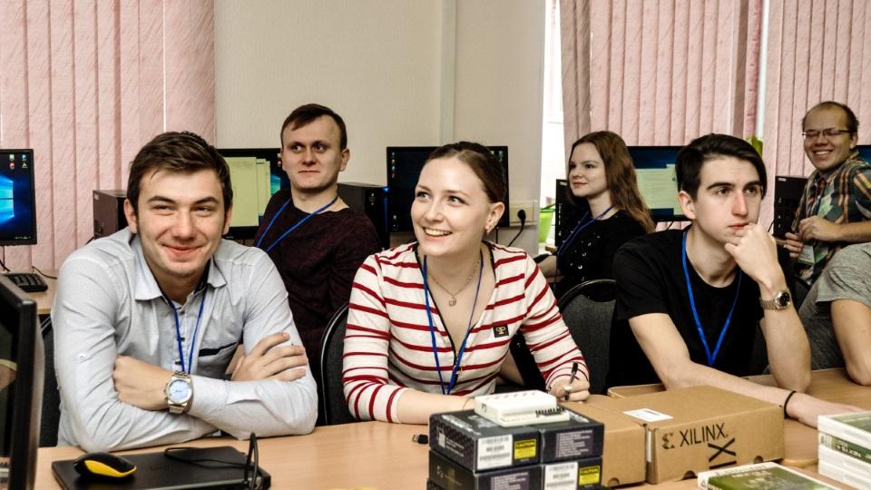 Школа по основам цифровой схемотехники: Новосибирск — Ок, Красноярск — приготовиться