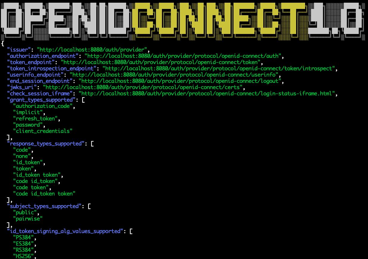 OpenID Connect: авторизация внутренних приложений от самописных к стандарту