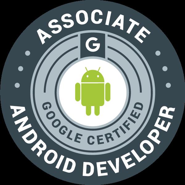 Получаем сертификат Google Associate Android Developer