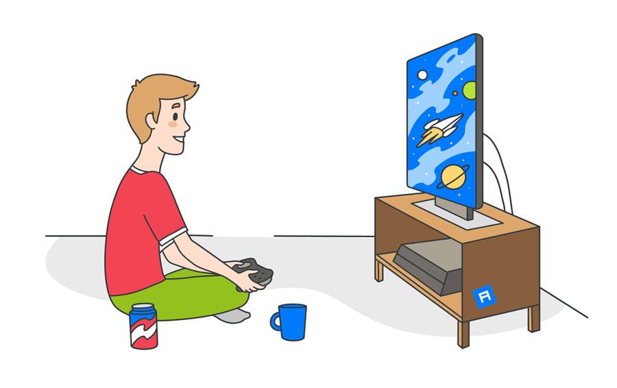 Как компания Ubisoft создала свой гибридный игровой комплект Starlink: Batt ...