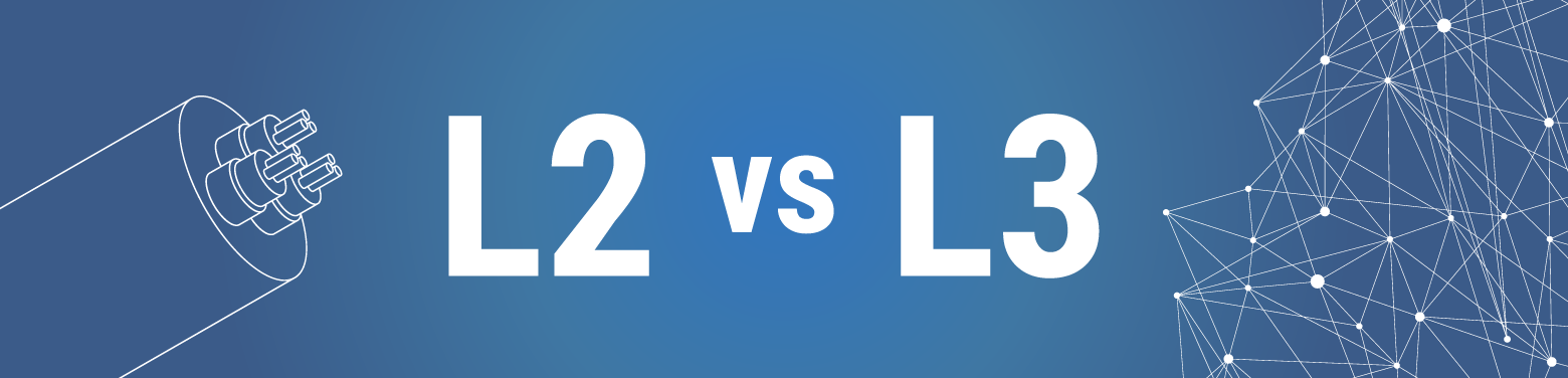 L2 and L3 VPN communication channels - Differences between physical and virtual channels of different levels
