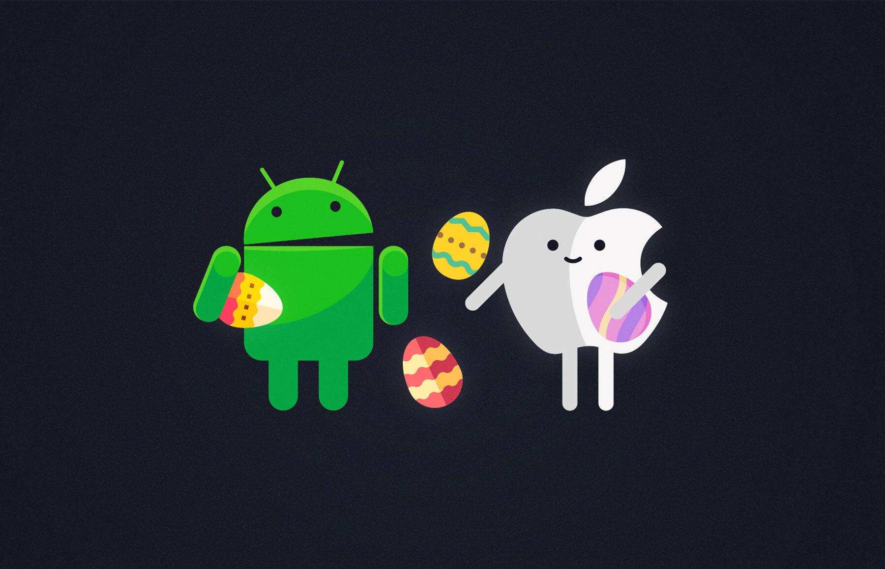 Российские пасхалки в мобильных приложениях. Какие они?