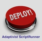 How to deploy artifacts Adaptavist ScriptRunner
