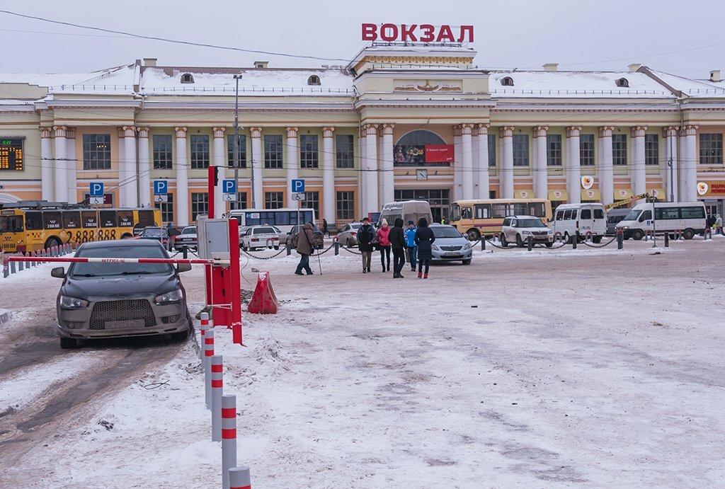 Екатеринбургский вокзал раньше